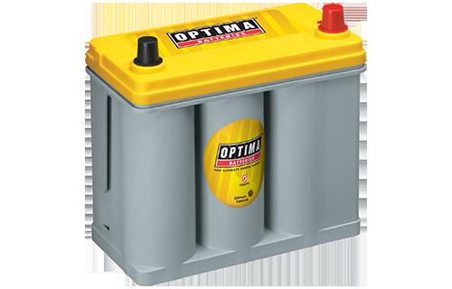 Optima D51R-420 Amarilla Cic. P.